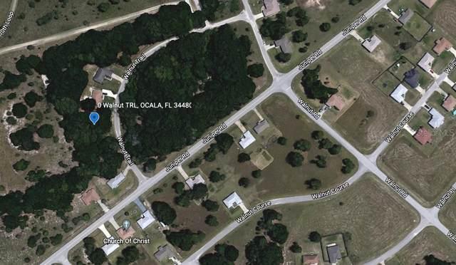 0000 Walnut Trail, Ocala, FL 34480 (MLS #OM622537) :: Team Bohannon