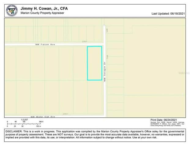 0 NW Falcon Avenue, Dunnellon, FL 34432 (MLS #OM622560) :: Armel Real Estate