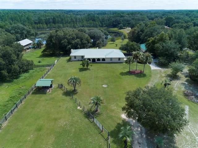 6737 SE 180TH AVENUE Road, Ocklawaha, FL 32179 (MLS #OM622631) :: Aybar Homes