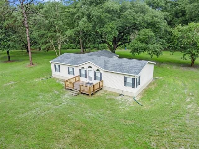 13250 NW 160TH Avenue, Morriston, FL 32668 (MLS #OM622637) :: Better Homes & Gardens Real Estate Thomas Group