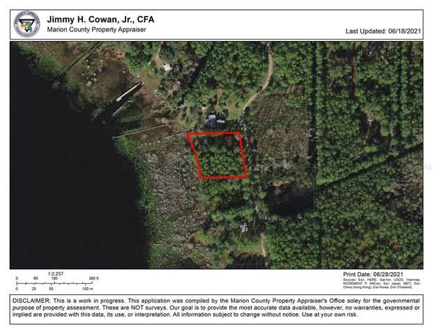 23310 NE 117 Terrace, Fort Mc Coy, FL 32134 (MLS #OM622766) :: GO Realty