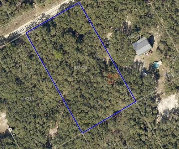 Lot 5 Rim Rock Street, Webster, FL 33597 (MLS #OM622811) :: Zarghami Group