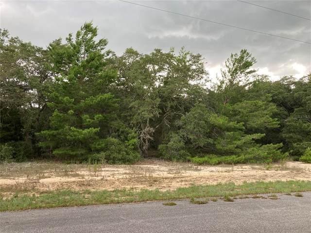 TBD, Lot 11 Fisher Way Trail, Ocklawaha, FL 32179 (MLS #OM622846) :: Sarasota Gulf Coast Realtors