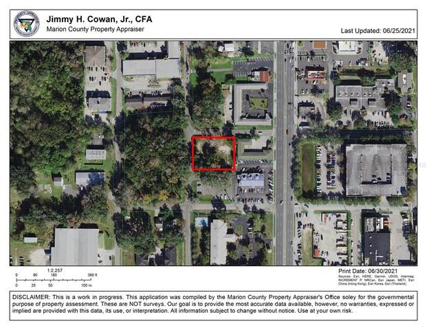 424 SW 11TH Street, Ocala, FL 34471 (MLS #OM622882) :: Team Bohannon