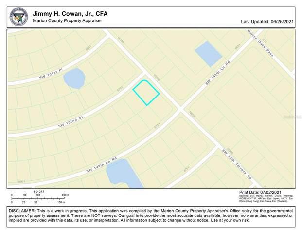 0 SW 152ND Street, Ocala, FL 34473 (MLS #OM623085) :: Zarghami Group