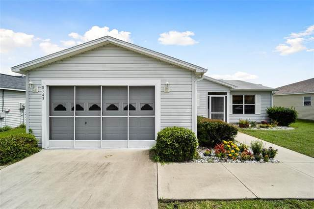 8143 SE 175TH COLUMBIA Place, The Villages, FL 32162 (MLS #OM623259) :: Kreidel Realty Group, LLC