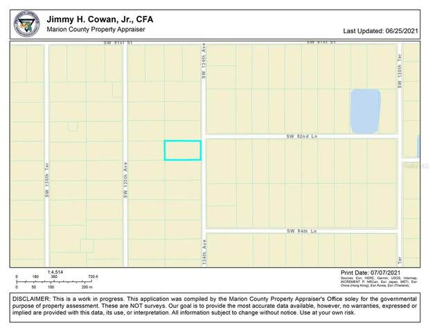 0 SW 134TH Avenue, Ocala, FL 34482 (MLS #OM623278) :: Your Florida House Team
