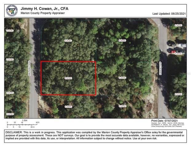 TBD Malauka Pass, Ocklawaha, FL 32179 (MLS #OM623307) :: Better Homes & Gardens Real Estate Thomas Group