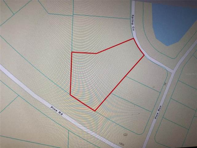 0 Spring Circle, Ocala, FL 34472 (MLS #OM623310) :: Premium Properties Real Estate Services