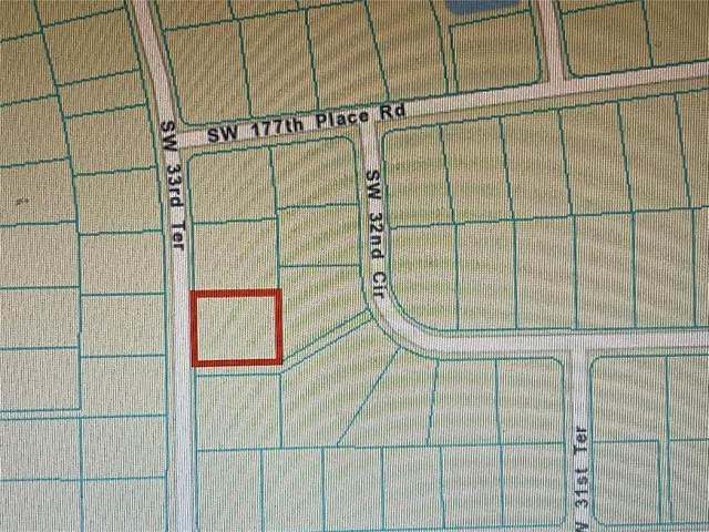 0 SW 33 Terrace, Ocala, FL 34473 (MLS #OM623313) :: Better Homes & Gardens Real Estate Thomas Group