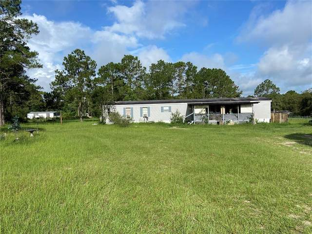 12110 SE 108TH TERRACE Road, Belleview, FL 34420 (MLS #OM623360) :: Better Homes & Gardens Real Estate Thomas Group