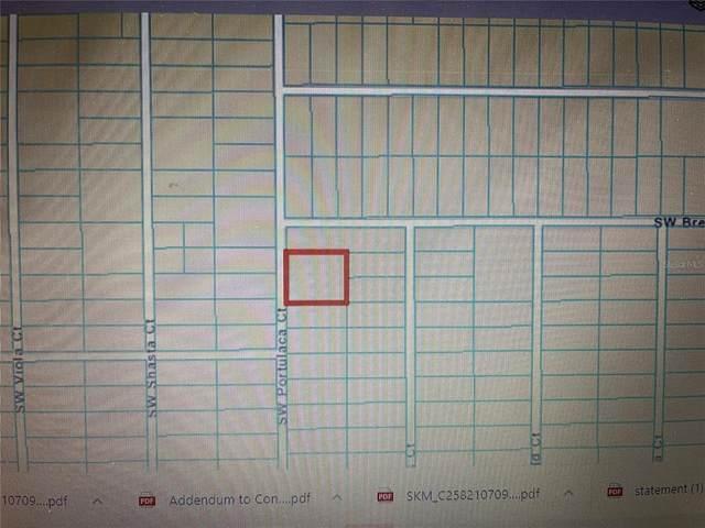 0 SW Portulaca Court, Dunnellon, FL 34432 (MLS #OM623388) :: Frankenstein Home Team
