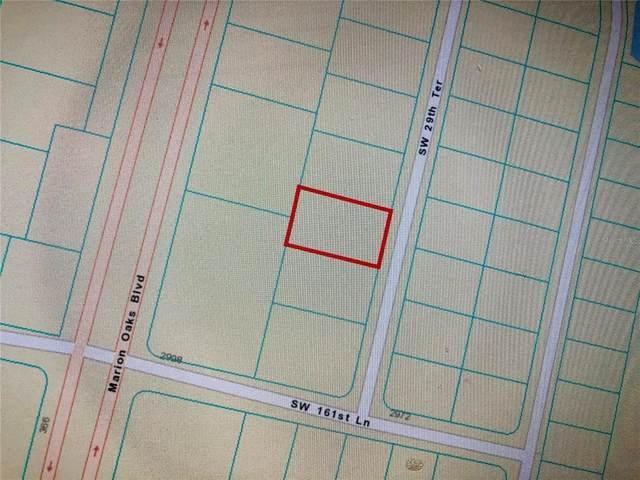 0 SW 29TH Terrace, Ocala, FL 34472 (MLS #OM623410) :: Zarghami Group