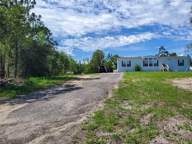 14530 SE 25TH Street, Morriston, FL 32668 (MLS #OM623416) :: Better Homes & Gardens Real Estate Thomas Group