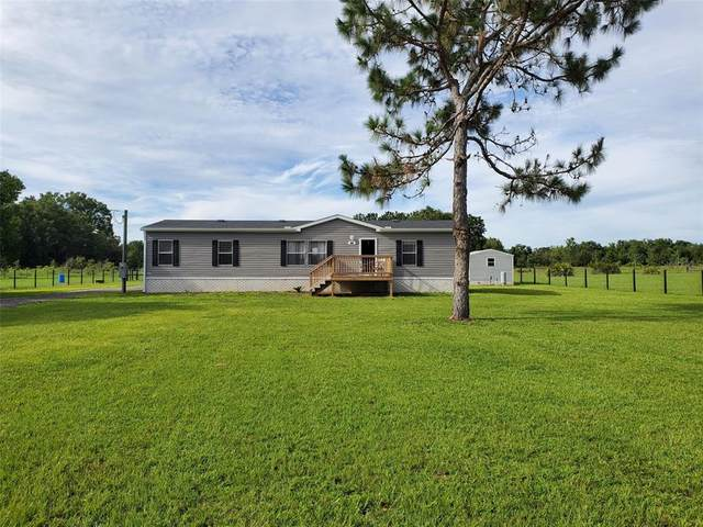 10430 NE 99TH Place, Archer, FL 32618 (MLS #OM623428) :: Pristine Properties