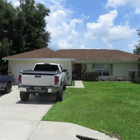 15 Larch Run Court, Ocala, FL 34480 (MLS #OM623460) :: Zarghami Group