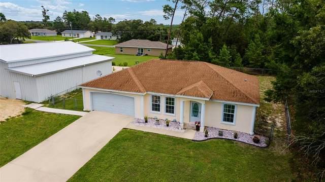 9 Olive Circle, Ocala, FL 34472 (MLS #OM623493) :: Premium Properties Real Estate Services