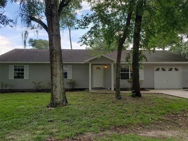 1 Cherry Court, Ocala, FL 34472 (MLS #OM623517) :: Cartwright Realty