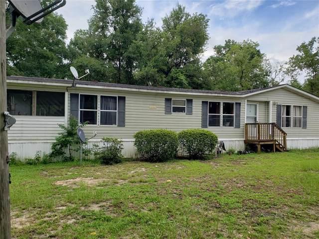 6751 NE 88TH Terrace, Bronson, FL 32621 (MLS #OM623530) :: Pristine Properties