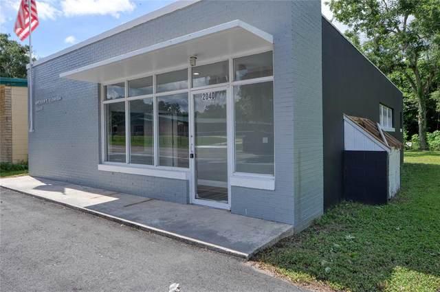 2040 NE 95TH Street, Anthony, FL 32617 (MLS #OM623537) :: Cartwright Realty
