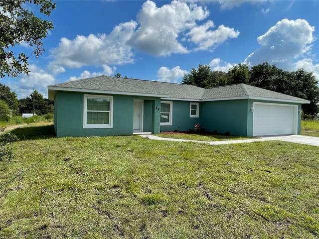 14 Dogwood Place, Ocala, FL 34472 (MLS #OM623551) :: Better Homes & Gardens Real Estate Thomas Group