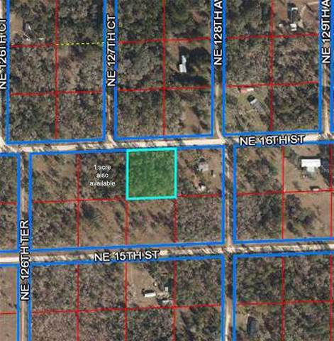 12770 NE 16TH Street, Williston, FL 32696 (MLS #OM623601) :: GO Realty