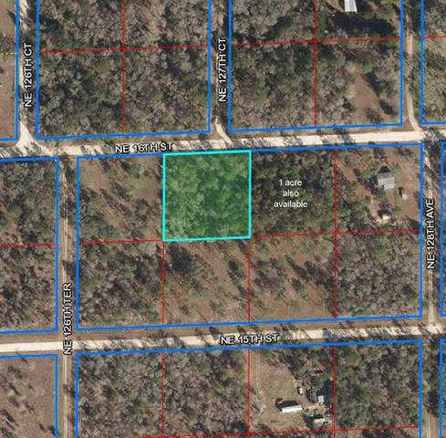 12690 NE 16TH Street, Williston, FL 32696 (MLS #OM623607) :: GO Realty