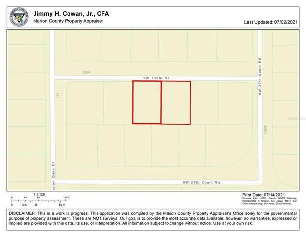 0 SW 139TH Street, Ocala, FL 34473 (MLS #OM623668) :: Cartwright Realty