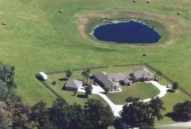 1555 SW 87TH Place, Ocala, FL 34476 (MLS #OM623748) :: CARE - Calhoun & Associates Real Estate