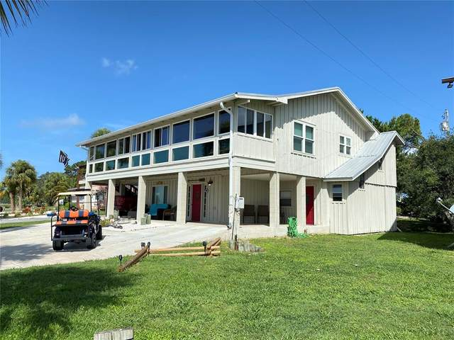 16425 SW Airport Road, Cedar Key, FL 32625 (MLS #OM623767) :: Zarghami Group
