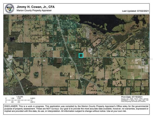 10ac (2a) NW Hwy 318, Reddick, FL 32686 (MLS #OM623891) :: Premium Properties Real Estate Services