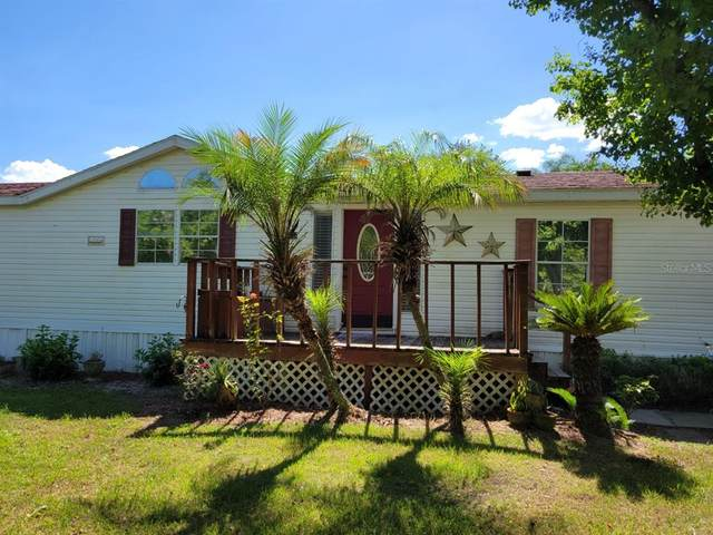 17678 SE 132ND Court, Weirsdale, FL 32195 (MLS #OM623903) :: Better Homes & Gardens Real Estate Thomas Group