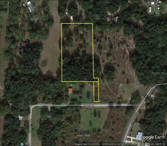 SE 146TH Lane, Summerfield, FL 34491 (MLS #OM623912) :: Everlane Realty