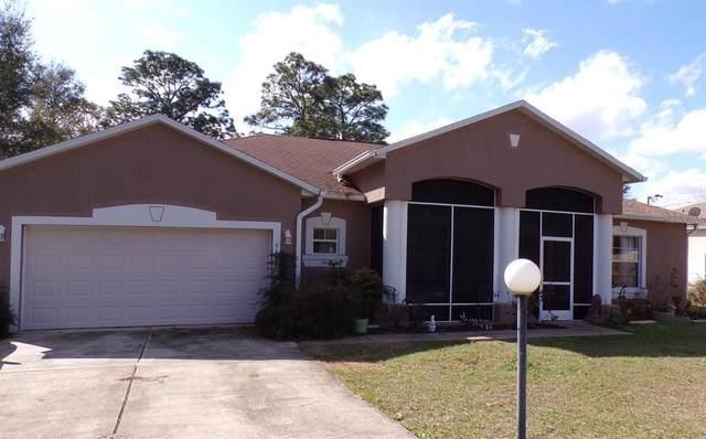 9543 Bahia Road, Ocala, FL 34472 (MLS #OM623913) :: Premium Properties Real Estate Services