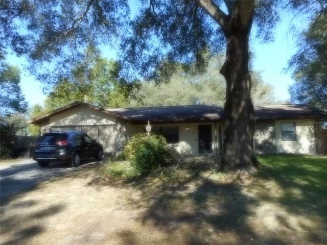 1477 W Evergreen Drive, Citrus Springs, FL 34434 (MLS #OM623920) :: Prestige Home Realty
