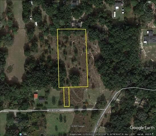 SE 146TH Lane, Summerfield, FL 34491 (MLS #OM623935) :: GO Realty