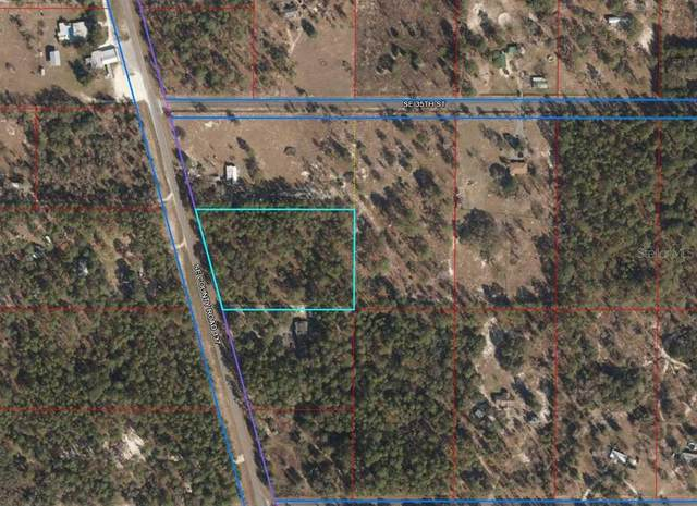 Lot 2 SE County Road 337, Morriston, FL 32668 (MLS #OM623950) :: Griffin Group