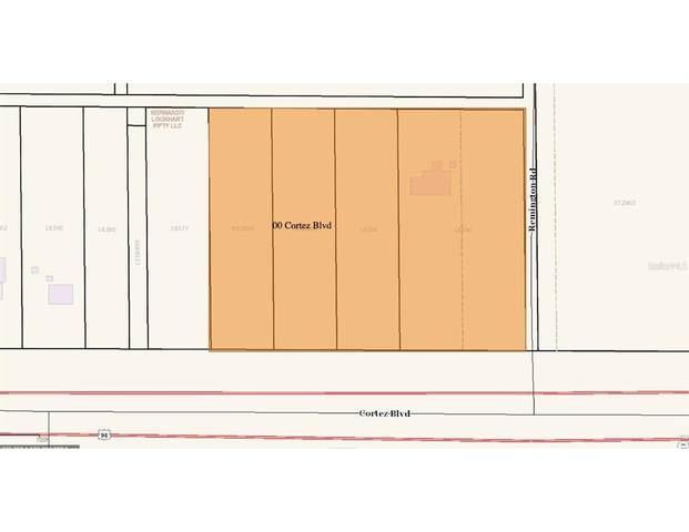 00 Cortez Boulevard, Brooksville, FL 34602 (MLS #OM623975) :: RE/MAX Elite Realty