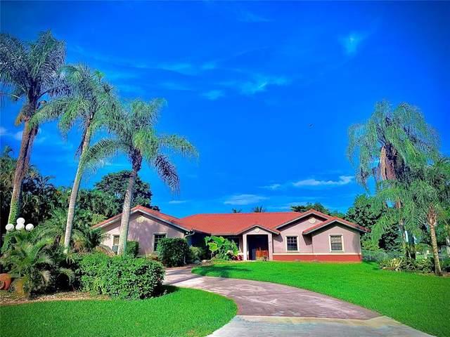 3751 SW 141ST Avenue, Miramar, FL 33027 (MLS #OM623978) :: Keller Williams Realty Peace River Partners