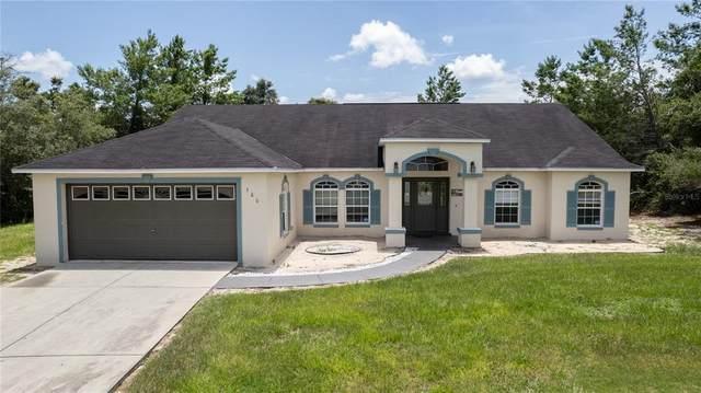 380 Marion Oaks Golf Road, Ocala, FL 34473 (MLS #OM623984) :: Cartwright Realty