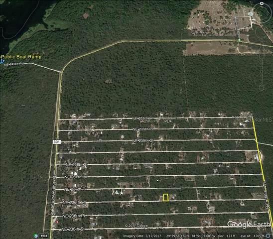 NE 236TH Lane, Fort Mc Coy, FL 32134 (MLS #OM623999) :: Zarghami Group