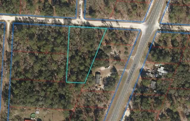 TBD SE 23RD Place, Morriston, FL 32668 (MLS #OM624011) :: Zarghami Group