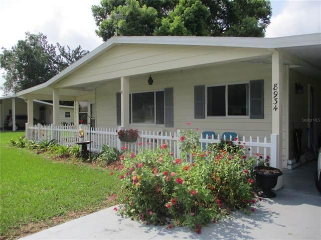 8934 SW 103RD Lane, Ocala, FL 34481 (MLS #OM624012) :: Griffin Group