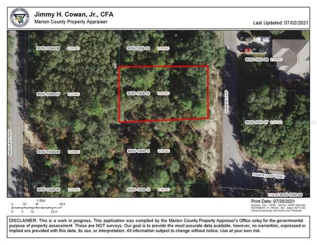 TBD Fisher Loop, Ocklawaha, FL 32179 (MLS #OM624017) :: Better Homes & Gardens Real Estate Thomas Group