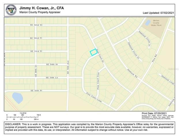 0 Pine Court Drive, Ocala, FL 34472 (MLS #OM624021) :: Zarghami Group