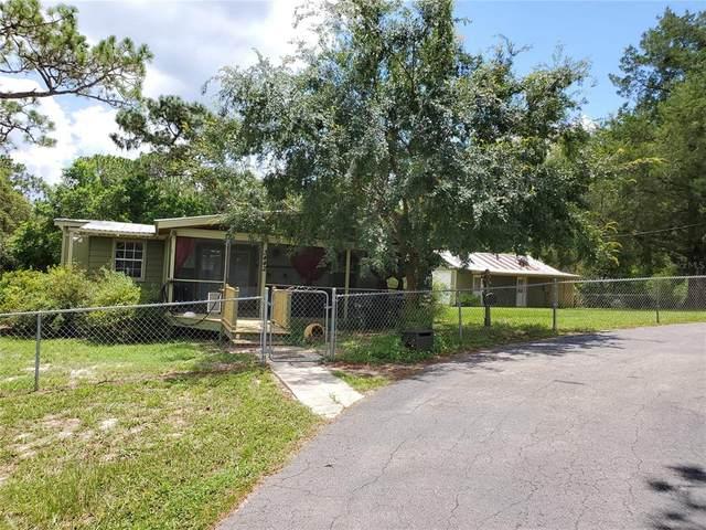 3442 W Sunview Lane, Dunnellon, FL 34433 (MLS #OM624030) :: Prestige Home Realty