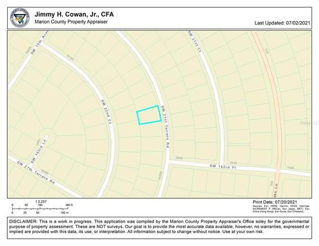 0 SW 21ST TERRACE Road, Ocala, FL 34473 (MLS #OM624038) :: Zarghami Group