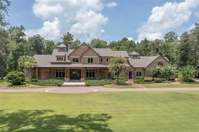 2912 NW 142 Avenue, Gainesville, FL 32609 (MLS #OM624041) :: Tuscawilla Realty, Inc