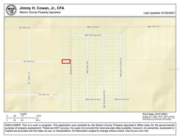 0 Ridgewood Drive, Dunnellon, FL 34432 (MLS #OM624104) :: Frankenstein Home Team