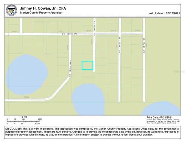 0 SE 186TH Court, Ocklawaha, FL 32179 (MLS #OM624114) :: Team Turner